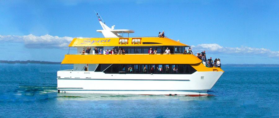 Spirit of Hervey Bay Heritage Cruise